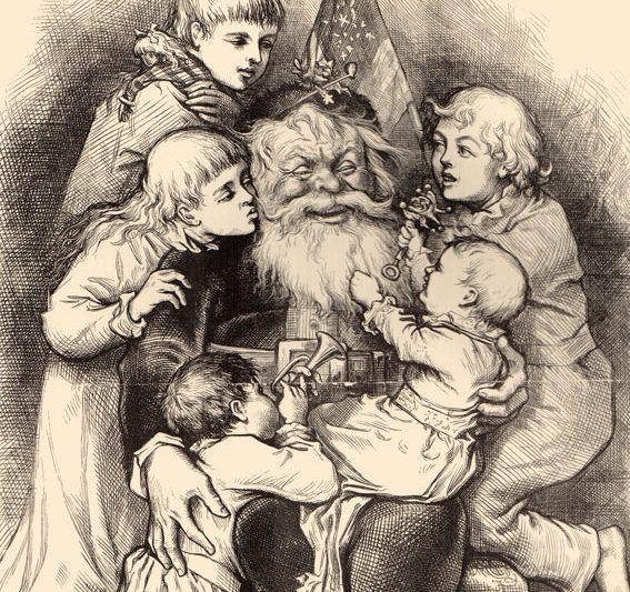 La vera storia ed origine di Babbo Natale
