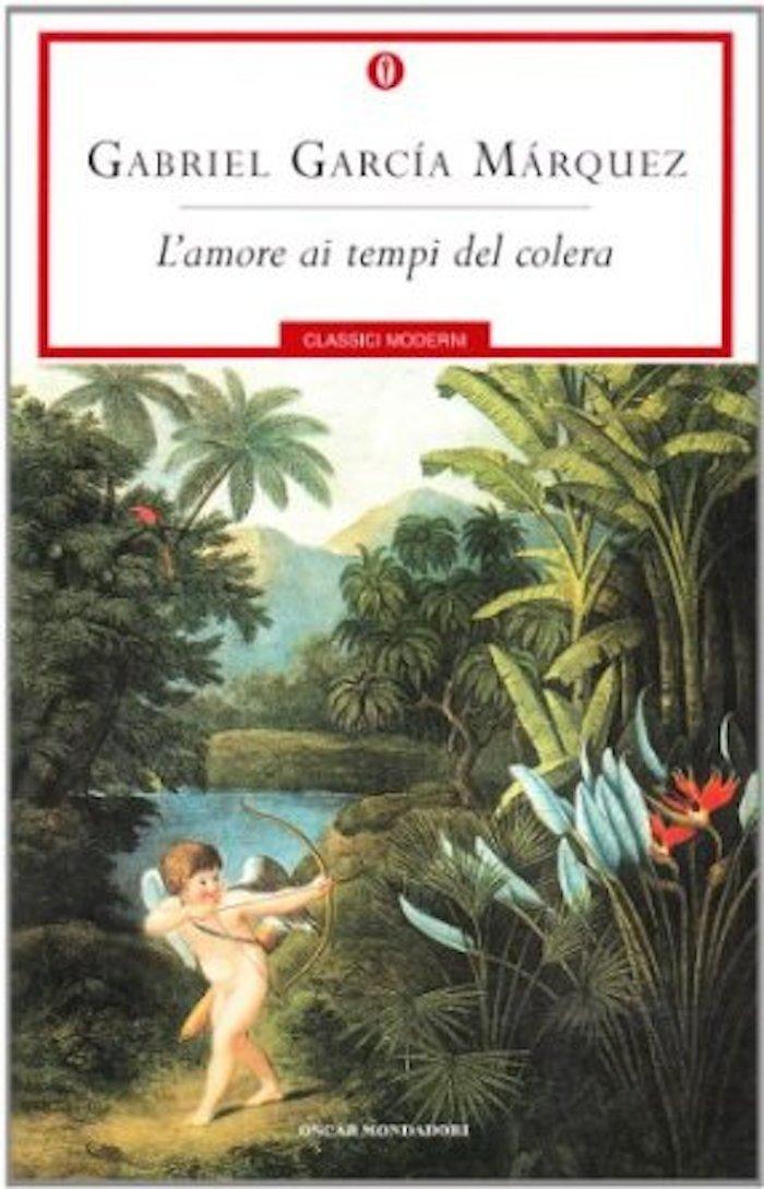 l'amore ai tempi del colera, Gabriel Garcìa Marquèz