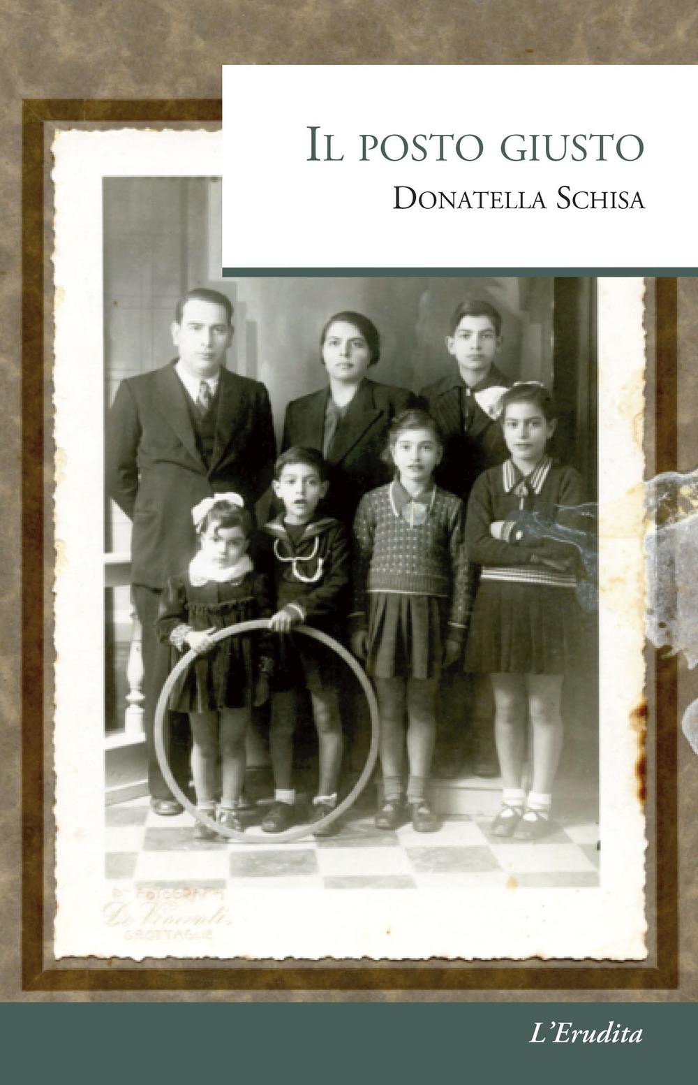 Il posto giusto, Donatella Schisa