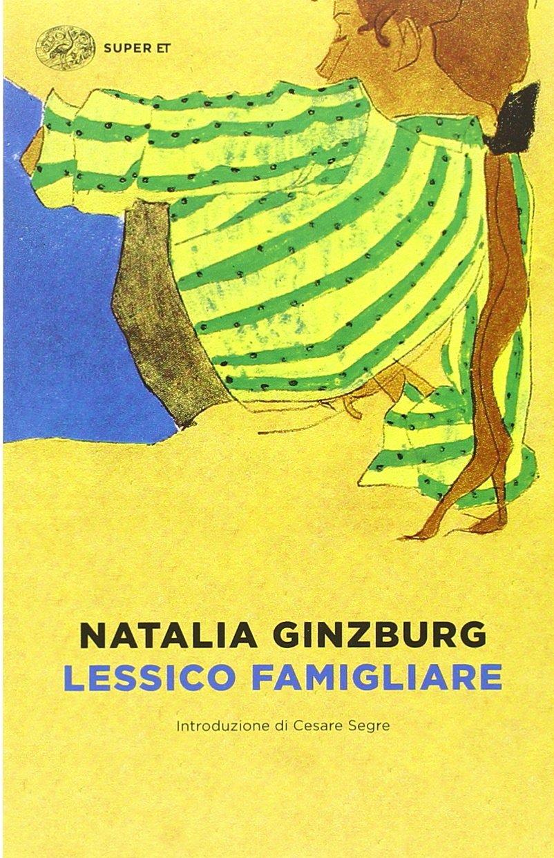 Lessico famigliare, natalia Gizburg