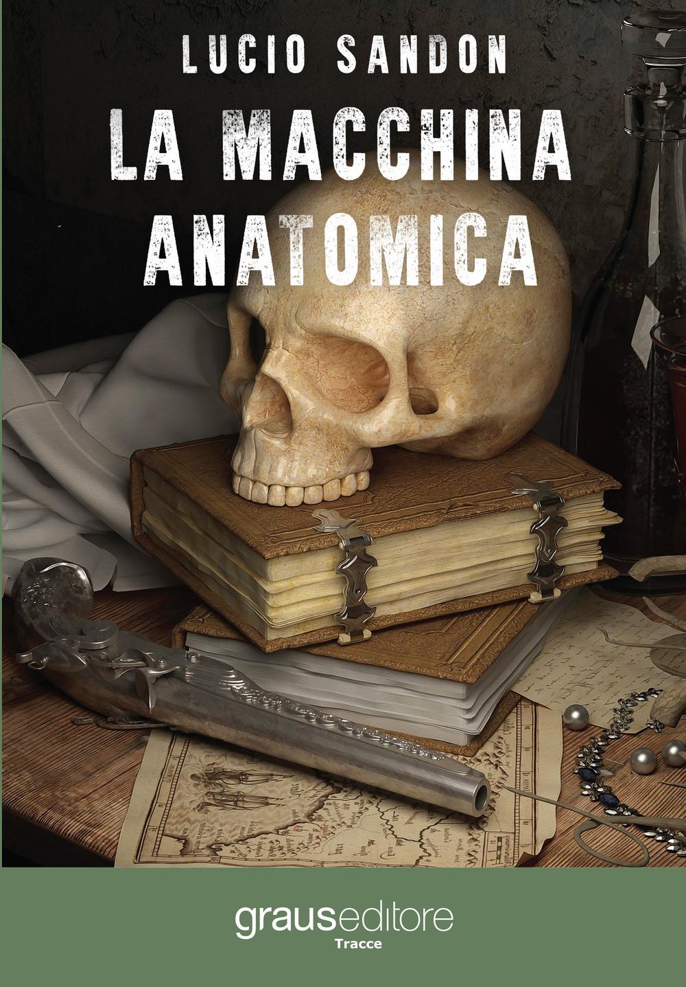 La macchina anatomica, Lucio Sandon