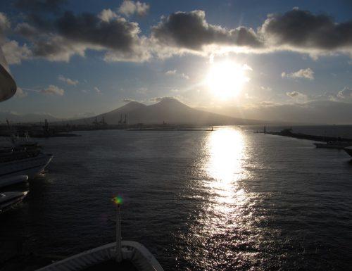 La leggenda di Capri e Vesuvio