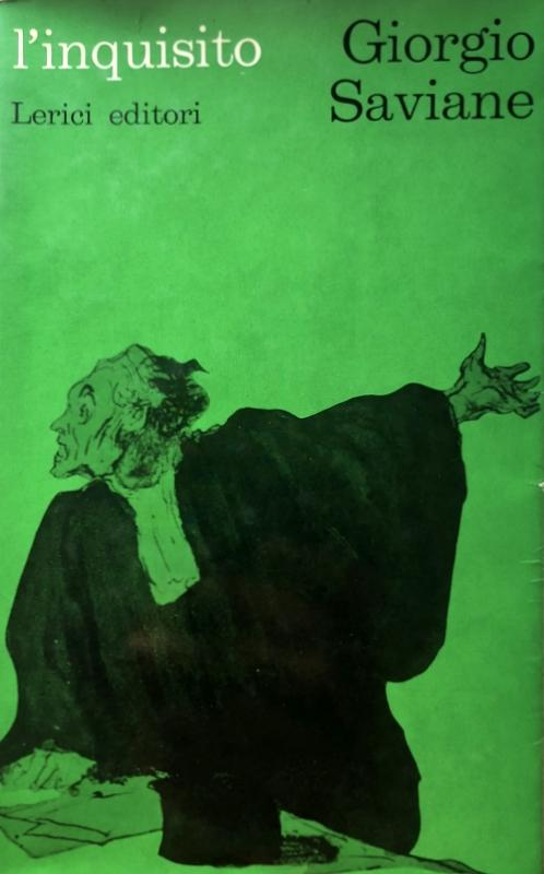 """""""L'inquisito"""", di Giorgio Saviane"""