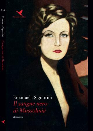 Il sangue nero di mussolina di Emanuela Signorini