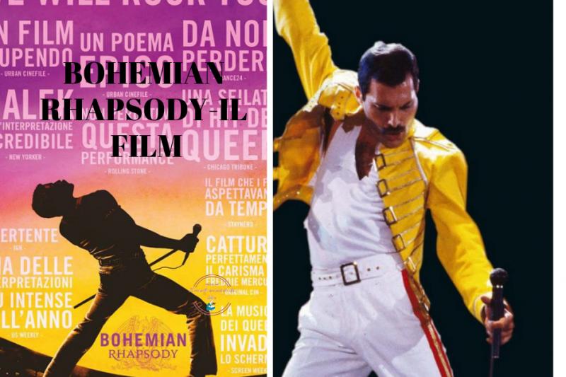 Bohemian Rhapsody il film.
