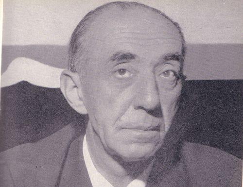 Diego Valeri: saggista, prosatore d'arte e uno dei maggiori poeti del secolo scorso.