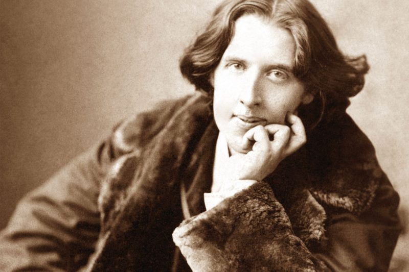 Oscar Wilde, lo scrittore più importante dell'epoca vittoriana…