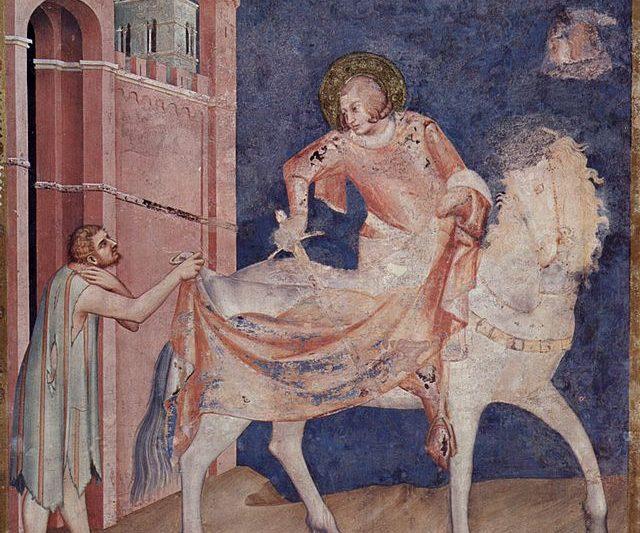 La leggenda di San Martino, Santo Protettore dei cornuti e dei pellegrini