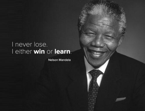 Nelson Mandela, Premio Nobel per la Pace nel 1993