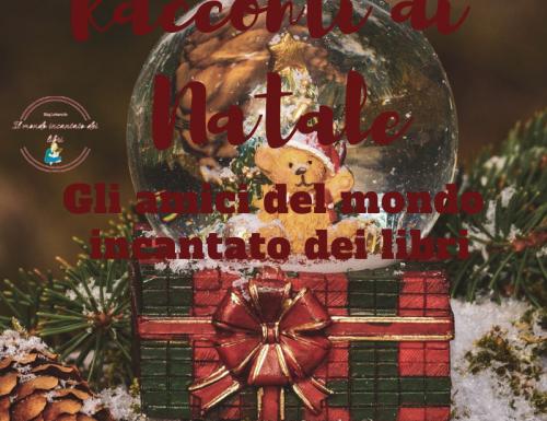 Racconti di Natale – Gli amici del mondo incantato dei libri