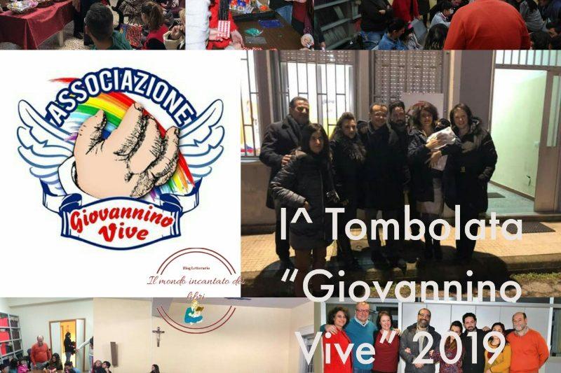 """I^ Tombolata """"Giovannino Vive"""" 2019"""