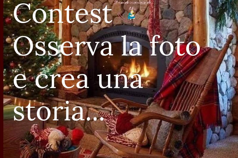 Contest : Osserva la foto ed inventa una storia….