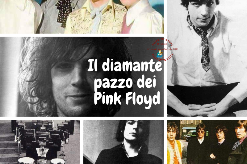 Syd Barrett…Il diamante pazzo dei Pink Floyd