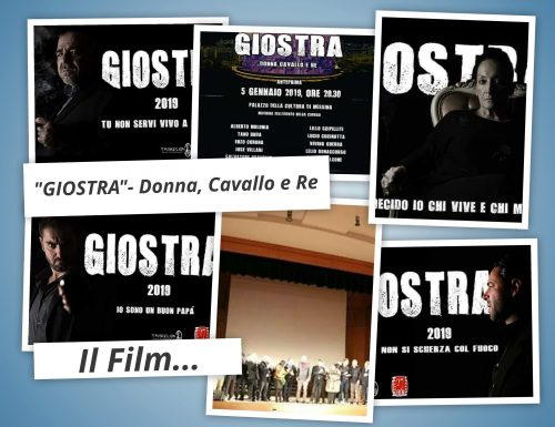 """Giostra""-Donna, Cavallo e Re …. Il Film"