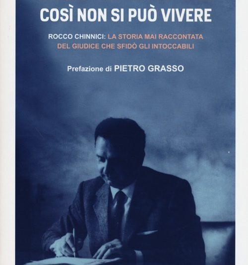 """""""Così non si può vivere"""", di Fabio De Pasquale e Eleonora Iannelli."""