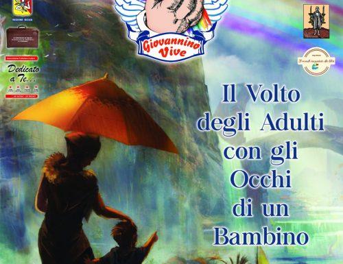 """II^ Edizione Premio Letterario Internazionale """"Giovannino Vive 2019"""""""