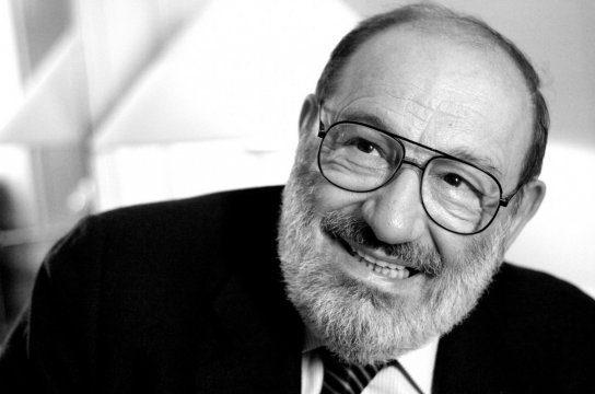 Umberto Eco lo scrittore dalla penna umoristica…