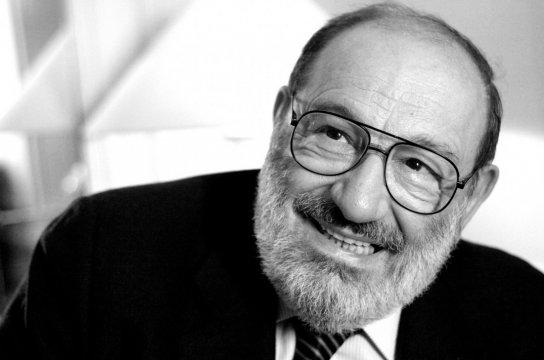 Umberto Eco lo scrittore dalla penna umoristica