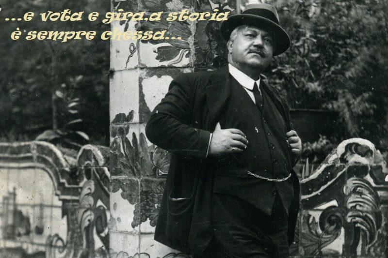 Salvatore Di Giacomo, autore poliedrico tra gli artefici dell'epoca d'oro della canzone napoletana…