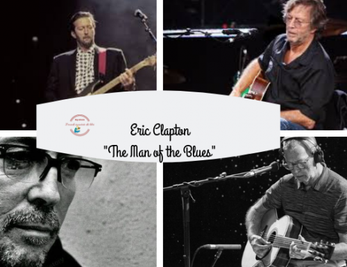 "Eric Clapton ""The Man of the Blues"""