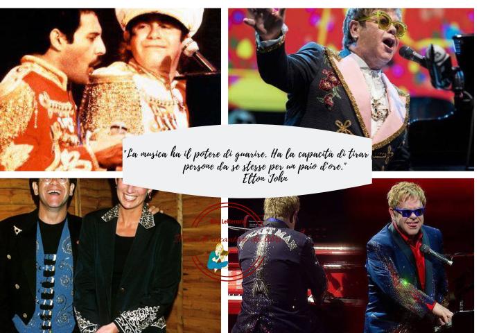 Elton John  Musica, Sir!!!