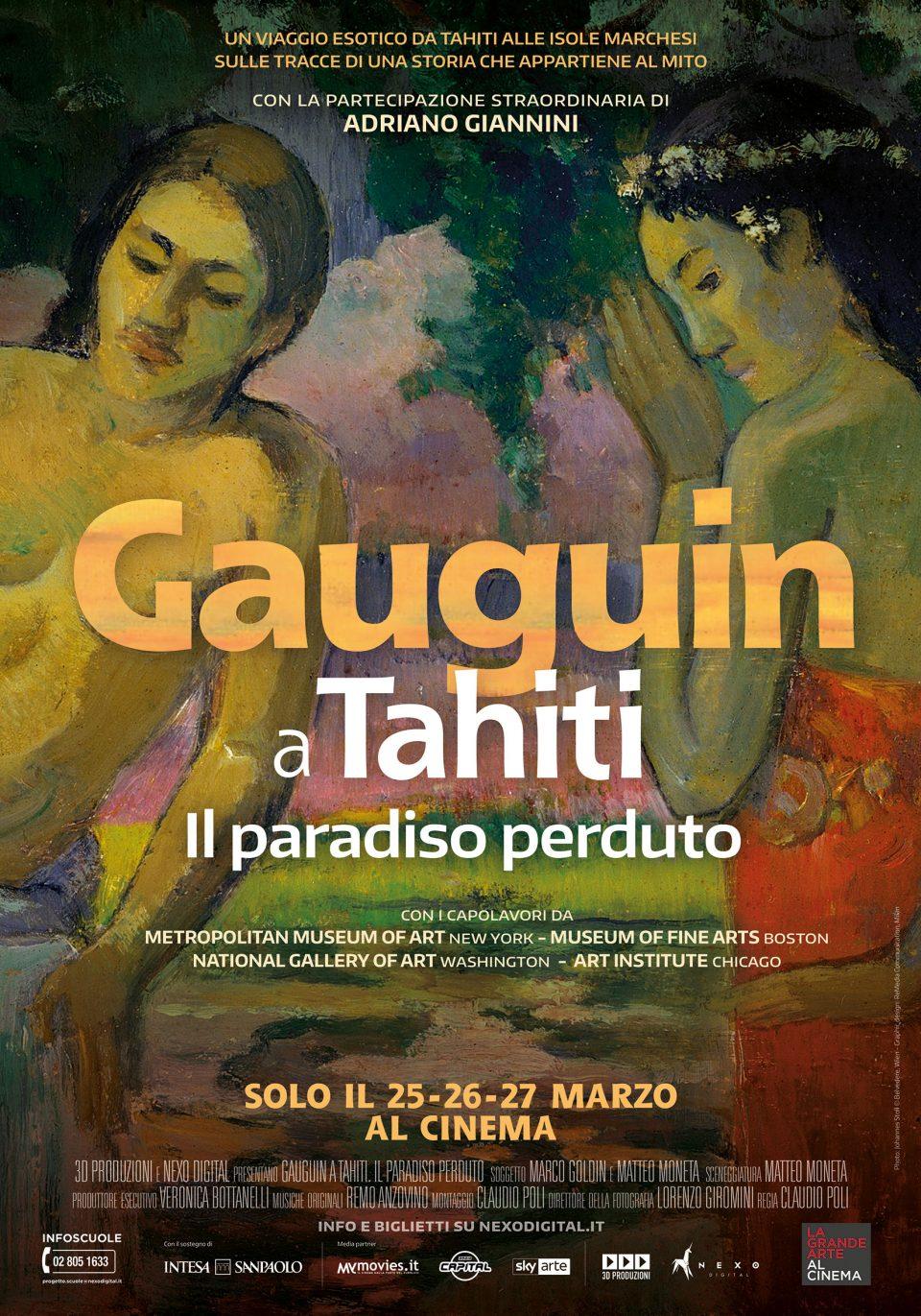 Guaguin a Tahiti il paradiso perduto