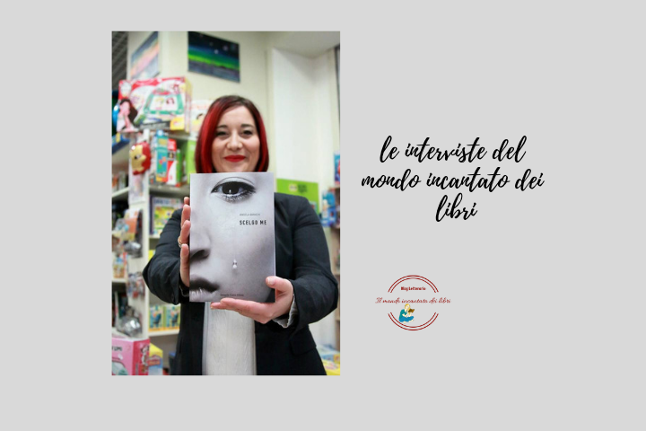 Angela Bianchi si racconta a Fabiana Manna