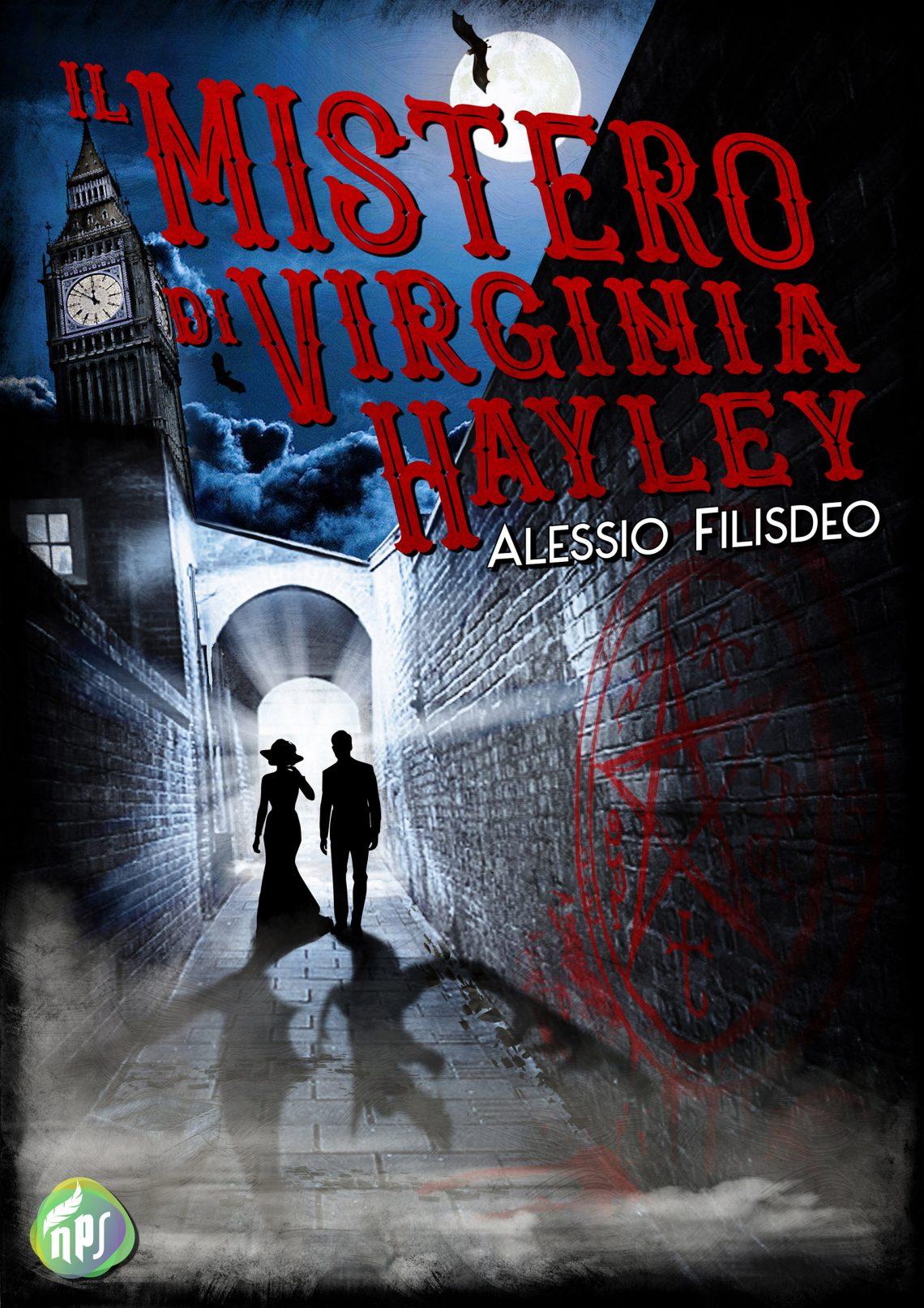 Risultati immagini per Il mistero di Virginia Hayley Alessio Filisdeo