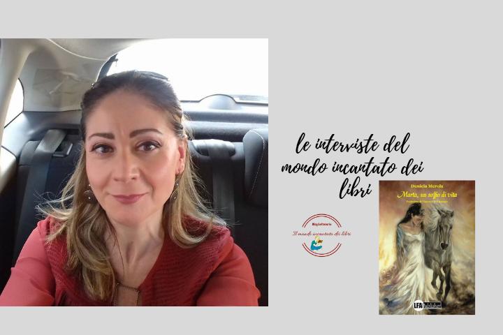 Rita Scarpelli intervista Daniela Merola