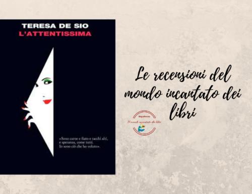 L'attentissima di Teresa De Sio
