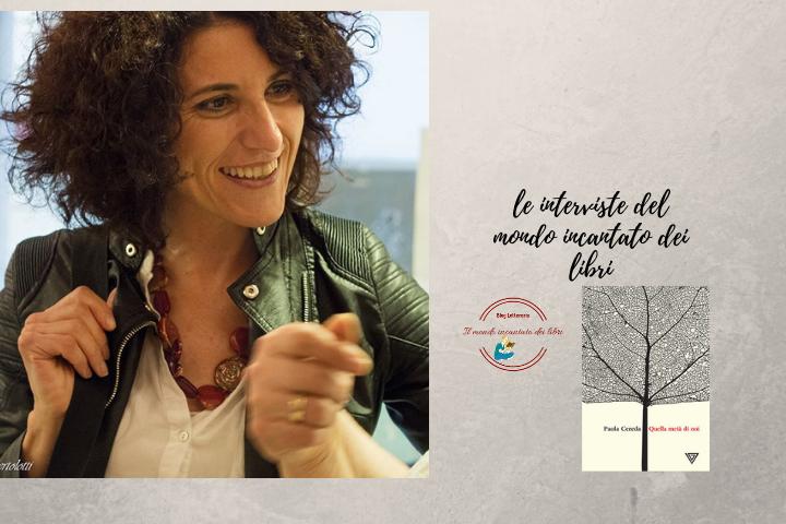 Donatella Schisa intervista Paola Cereda