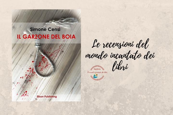 Il garzone del boia di Simone Censi