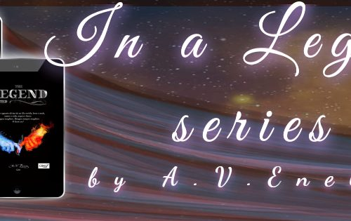 Segnalazione di In a Legend series di A.V. Enelyn