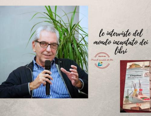 Il mondo incantato dei libri incontra Biagio Balistreri