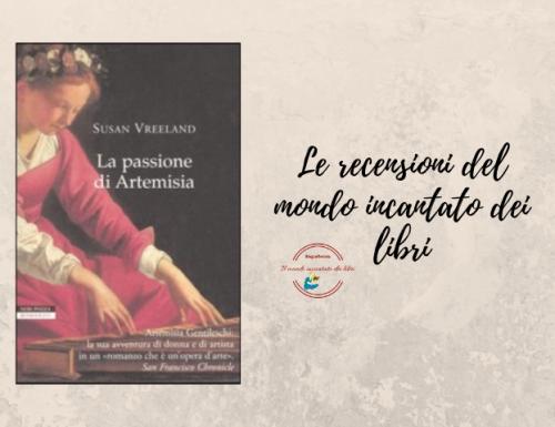 La passione di Artemisia di Susan Vreeland