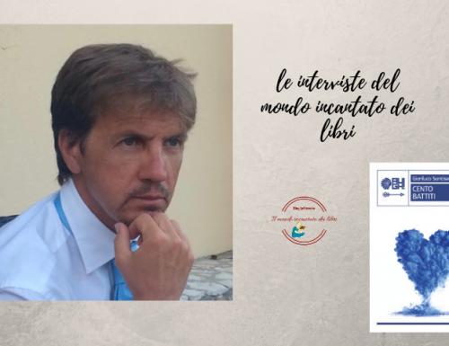 Il mondo incantato dei libri incontra  Gianluca Santise