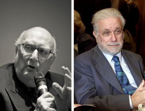 Andrea Camilleri e Luciano De Crescenzo : uomini d'amore o di libertà?