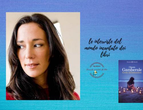 Chiara Gamberale si racconta al Mondo Incantato dei libri.