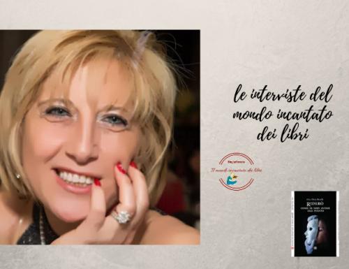 Alice Silvia Morelli si racconta al Mondo Incantato dei libri