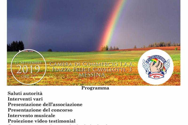 """Conclusione II^ Ed. Premio Letterario Internazionale """"Giovannino Vive 2019"""""""