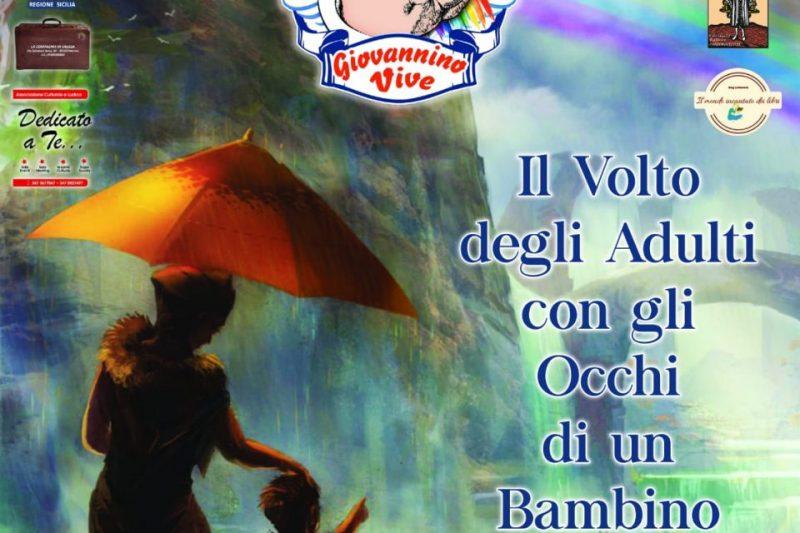 """""""Elenco Finalisti II^ Edizione Premio Letterario Internazionale Giovannino Vive 2019"""""""