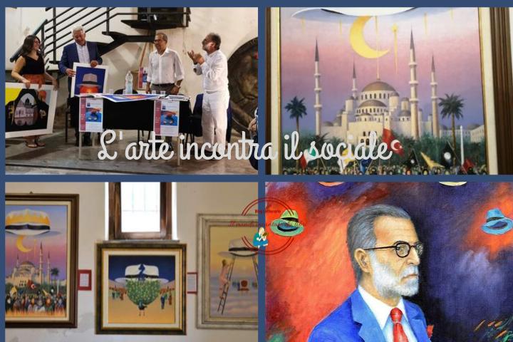 L'arte incontra il sociale