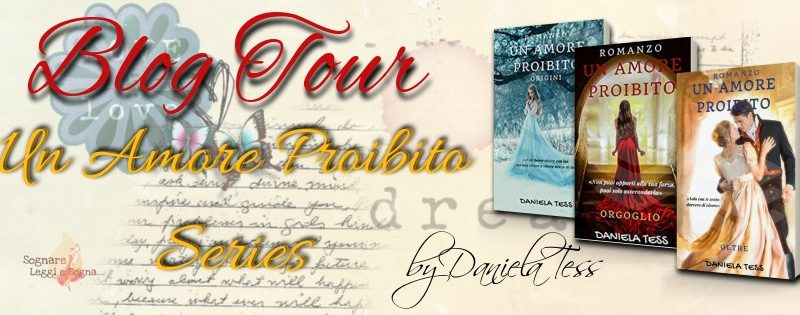 Blog tour Un amore Proibito Series