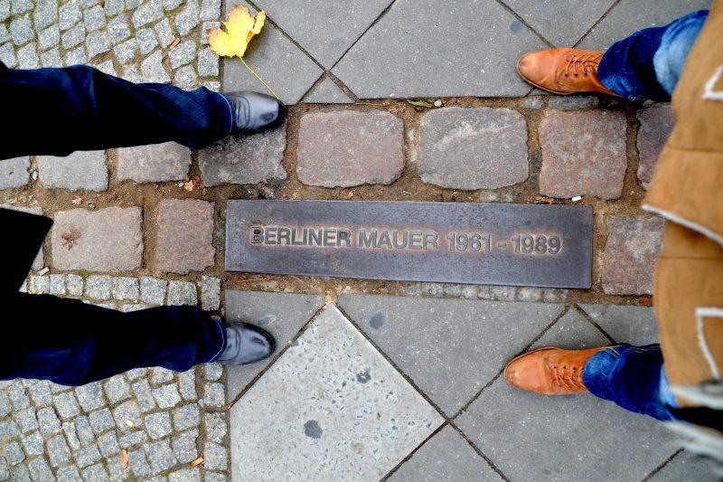 Il trentennale della caduta del muro di Berlino