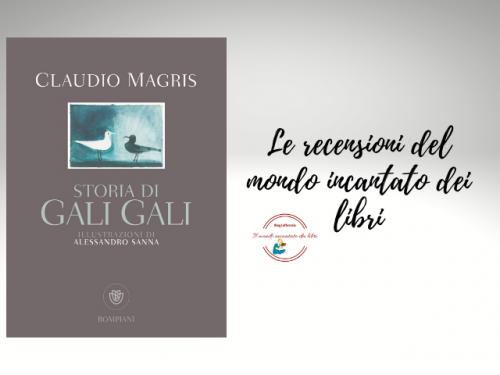 Storia di Gali Gali di Claudio Magris