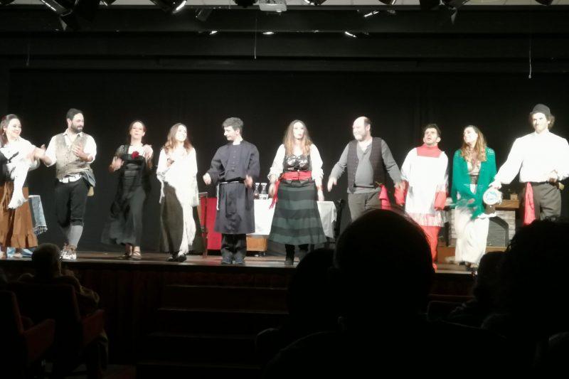 Resoconto Evento Culturale a Palermo Teatro Sant'Eugenio