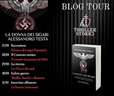La donna dei sigari di Alessandro Testa – Blog tour -Il contesto storico.