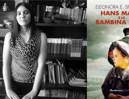 Presentazione del libro Hans Mayer e la bambina ebrea di Eleonora E. Spezzano edito Bonfirraro editore
