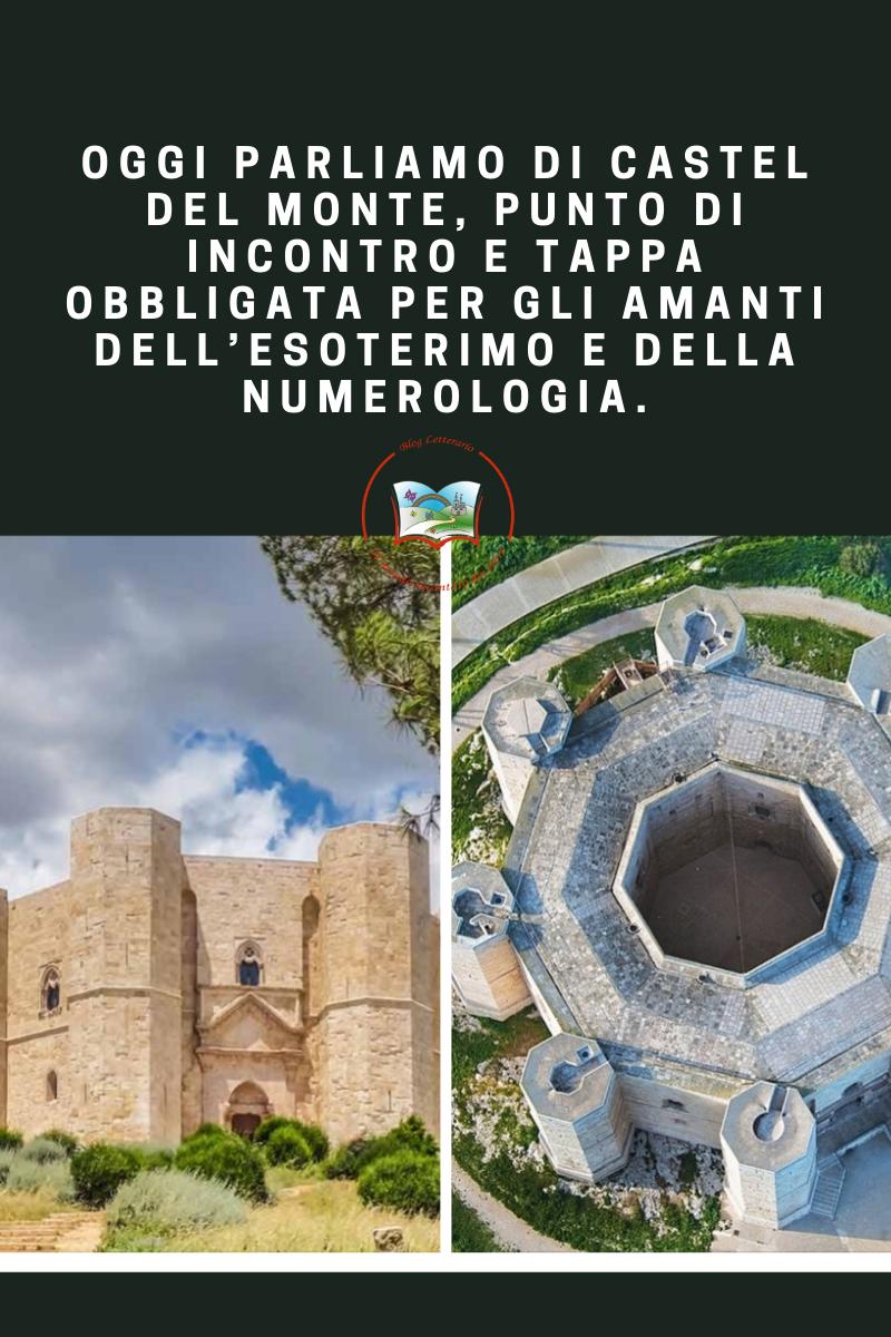 Oggi parliamo di Castel Del Monte, punto di incontro e tappa obbligata per gli amanti dell'esoterimo e della numerologia.