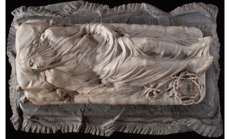 Il Cristo Velato e la leggenda del velo